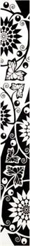 AC102/7000 Аквилон цветы 50х6,3 - фото 10843