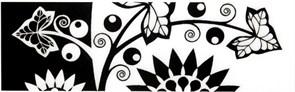 AC101/7000 Аквилон цветы 20х6,3