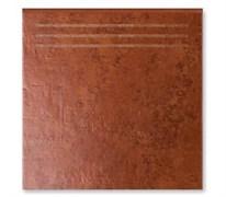 3332/GR ступень Пале Рояль рыжий 30,2x30,2