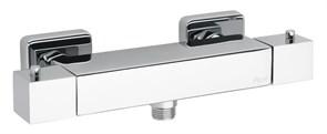 84CR511TH Dax-R смеситель для душа термостатический без аксессуаров, корпус хром