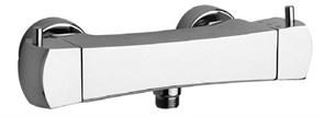89BY511TH Lady смеситель для душа термостатический без аксессуаров, корпус белый матовый