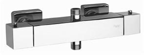 84CR504TH Dax-R смеситель для душа термостатический на  2 выхода без аксессуаров (хром)