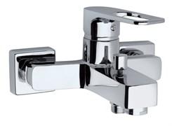 KKCR1112SLMKM Flat смеситель для ванны без аксессуаров, корпус хром