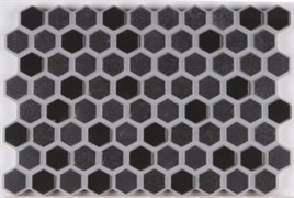Плитка Hexa Titanio 20x30