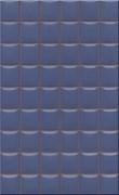 Плитка Domo Blue 25x40