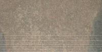 DP203700R Гималаи ступень коричневый обрезной30х60