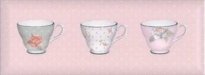 STG/B274/15031 Декор Веджвуд Чашки розовый грань 15х40х9,5