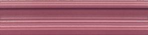 BLB004 Бордюр Багет фиолетовый 20х5х6,9