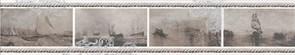 STG/A209/15010 Бордюр Ньюпорт Корабли коричневый 40х7,2х8