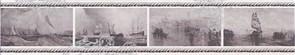 STG/C209/15010 Бордюр Ньюпорт Корабли фиолетовый 40х7,2х8