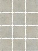 1255Т Каламкари сер  полотно 30х40 из 12 частей 9,9х9,9