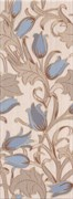 15064 Фестиваль тюльпанов голубой 15х40