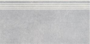 SG614800R/GR Ступень Королевская дорога серый светлый 30х60