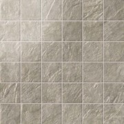 Heat Aluminum Mosaic Lap / Хит Алюминиум Мозаика Лаппато 30x30 610110000097