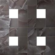 S.O. Black Agate Mosaic Lap / С.О. Блэк Агате Мозаика Лаппато 45x45 610110000089