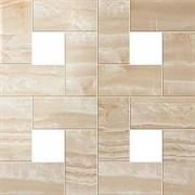 S.O. Ivory Chiffon Mosaic Lap / С.О. Айвори Шиффон Мозаика Лаппато 45x45 610110000086