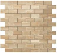 S.O. Royal Gold Brick Mosaic / С.О. Роял Голд Брик Мозаика 30,5x30,5 600110000204