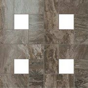 S.M. Woodstone Taupe Mosaic Lap / С.М. Вудстоун Таупе Мозаика Лаппато 45x45 610110000066