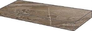 S.M. Woodstone Taupe Scal. Ang. D / С.М. Вудстоун Таупе Угловая Ступень Пс 33x60 620070000507