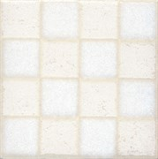 STG/B404/1266 Вставка Амальфи орнамент белый 9,9х9,9х7