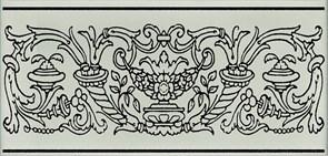 STG/F509/16009 Декор Авеллино 7,4х15х6,9