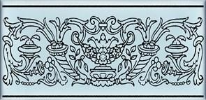 STG/A509/16004 Декор Авеллино 7,4х15х6,9