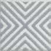 STG/C403/1270 Вставка Амальфи орнамент серый 9,9х9,9х7
