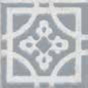 STG/C406/1270 Вставка Амальфи орнамент серый 9,9х9,9х7