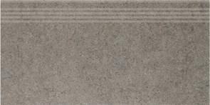 DP603300R/GR Ступень Фьорд серый обрезной 30х60