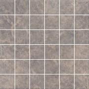 MM5248 Декор Мерджеллина коричневый полотно 30,1х30,1х7