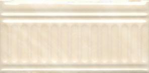 19017/3F Бордюр Летний сад беж структурированный 20х9,9х6,9