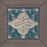 ID60 Вставка Меранти венге мозаичный 13х13х11