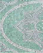 B1419/2000 Савойя зеленый 20x25