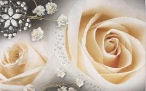декор Dec. Selena-2 (2 розы) 25 х 40
