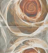 Decorado Carrara Flor 1 65x60 из 2 штук