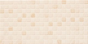 25x50 Mosaico Crema