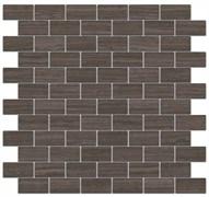 MM13040 Декор Грасси коричневый мозаичный 32х30х11