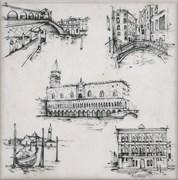 STG/A594/5261 Декор Марчиана Venezia 20х20х6,9