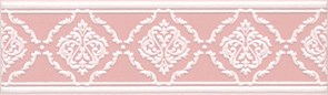 STG/C562/6306 Бордюр Петергоф розовый 25х7,7х8