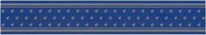 NT/C170/15000 Бордюр Фонтанка синий 40х7,2х8
