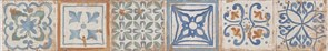 HGD/A192/SG9258 Бордюр Виченца Майолика 30х4,9х8
