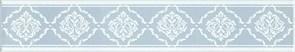 AD/B326/SG1545 Бордюр Петергоф голубой 40,2х7,7х8