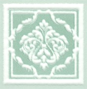 AD/D327/SG1547 Вставка Петергоф зеленый 7,7х7,7х8