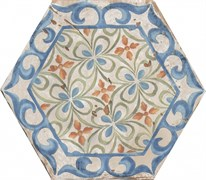HGD/A159/23000 Декор Виченца Майолика 20х23,1х7