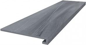 DL500500R/GCF Ступень клееная Роверелла серый 33х119,5х11