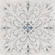 SG632500R Терраццо серый светлый декорированный обрезной 60х60х11