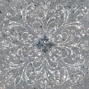 SG632900R Терраццо серый тёмный декорированный обрезной 60х60х11