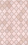OP/B22/6333 Декор Фоскари розовый 25х40х8