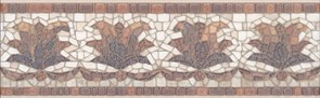 HGD\A232\6000L Бордюр Пантеон лаппатированный 25х7,7х8