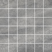 DD6023/MM Декор Про Матрикс серый тёмный мозаичный 30х30х11